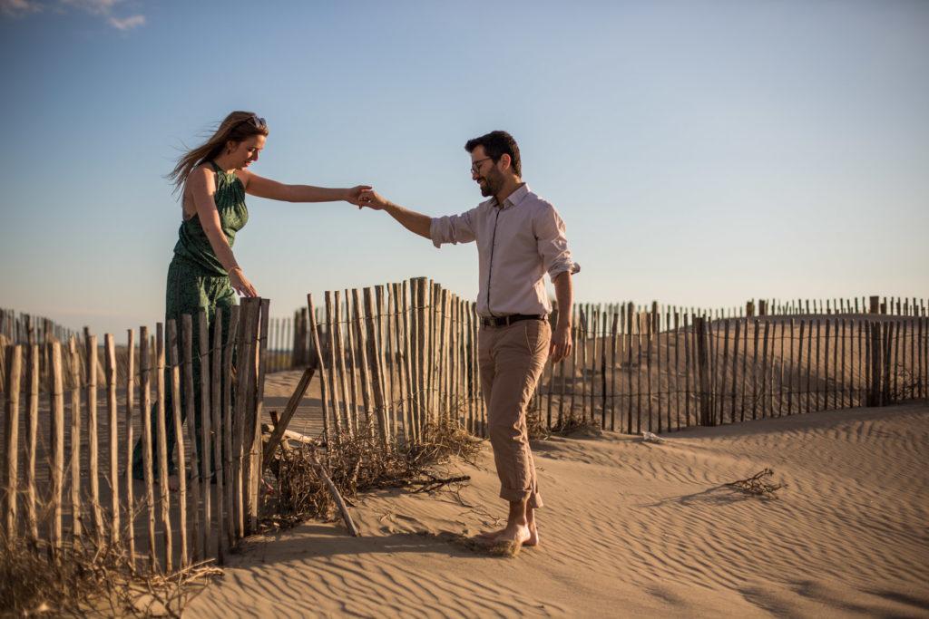 Photographe de mariage Espiguette